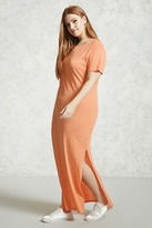 Forever 21 Plus Size Maxi T-Shirt Dress