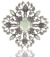 Lord & Taylor Openwork Brooch
