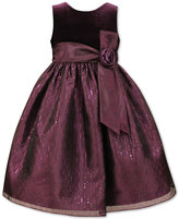 Jayne Copeland Empire-Waist Sparkle Dress, Big Girls (7-16)