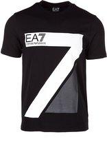 Emporio Armani men's short sleeve t-shirt crew neckline jumper US size 6YPTA0 PJ03Z 1200