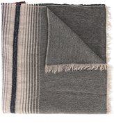 Etro striped detail scarf