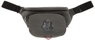 Moncler Grey Durance Belt Bag
