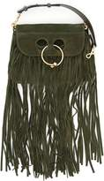 J.W.Anderson Fringe Medium Pierce Bag