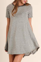 Umgee USA T-Shirt Dress