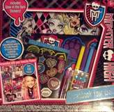 Monster High Scrapbook Your Wall Glow in the Dark XL 100 PIECE SET