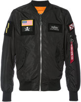 Alpha Industries L-2B FLEX JACKET - unisex - Nylon - L