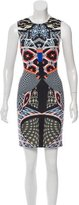 Clover Canyon Sleeveless Printed Dress