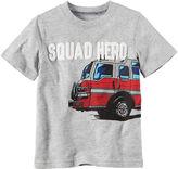Carter's Graphic T-Shirt-Preschool Boys