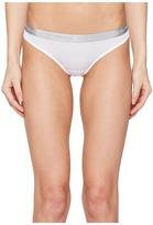 Emporio Armani Visibility Microfiber Thong Women's Underwear