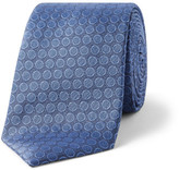 Simon Carter Polka Dot Tie
