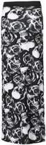 R Kon Women's Ladies Printed Gypsy Maxi Skirt (Medium/Large=12/14, )