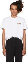 Vetements White 100% Pro Standard T-shirt
