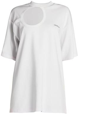 Off-White Meteor Tomboy T-Shirt