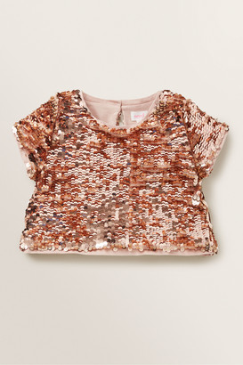 Seed Heritage Sequin Top