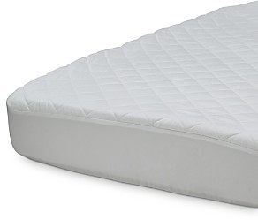 Simmons BeautySleep Luxury Fitted Crib & Toddler Mattress Pad Cover