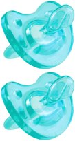 Chicco NaturalFit Soft Silicone Pacifier - Blue - 12 - 18 Months - 2 ct