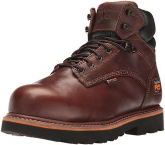 "Timberland Men's Ascender 6"" Internal Met Guard Alloy Toe Industrial & Construction Shoe"
