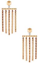 Paolo Costagli Brilliante 18K Rose Gold & 0.34 Total Ct. Diamond Chandelier Earrings