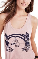 Madewell Women's Whisper Cotton Tropical Souvenir Tank