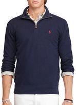 Polo Ralph Lauren Cotton Half-Zip Pullover
