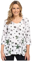 Nally & Millie Star Print Tunic