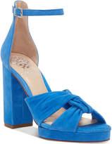 Vince Camuto Corlesta Knotted Platform Dress Sandals