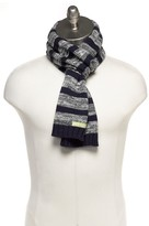 Tommy Hilfiger Space Dyed Stripe Scarf