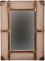 Linon 32In Vintage Framed Wall Mirror