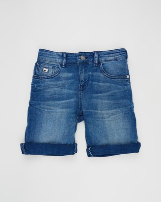 Scotch Shrunk Strummer Shorts - Teen