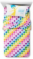 Disney Inside Out Rainbow Sheet Set - Pink (Twin)