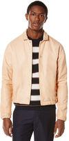 Perry Ellis Leather Ref Jacket