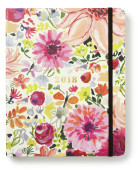 Kate Spade 2018 17 Month Diary, Large, Dahlia