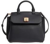 MCM Milla Leather Crossbody Bag - Black