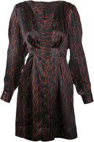 Isabel Marant short striped dress