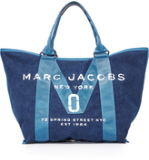 Marc Jacobs New Logo Denim Tote