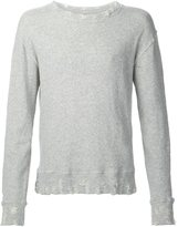 R 13 crew neck sweater