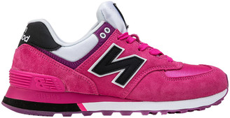 New Balance Classics Traditionnels Suede-Trim Sneaker