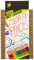 Crayola ; Art with Edge Colored Pencils 16ct Neon Metallic