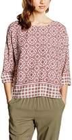 B.young B. Young Women's Juliette blouse Regular Fit 3/4 Arm Blouse,8