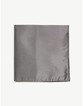 Emporio Armani Pure silk pocket square