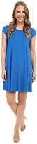 Karen Kane Royal Blue Maggie Trapeze Dress