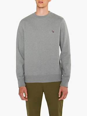 Paul Smith Zebra Badge Sweatshirt