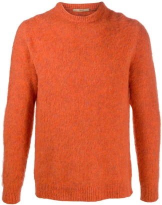 Nuur Long-Sleeve Fitted Jumper