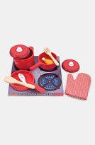 Melissa & Doug Toddler Toy Kitchen Accessory Set