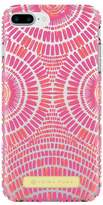 Trina Turk Translucent Printed Case - Pink - iPhone 6 Plus/6S Plus/7 Plus/8 Plus