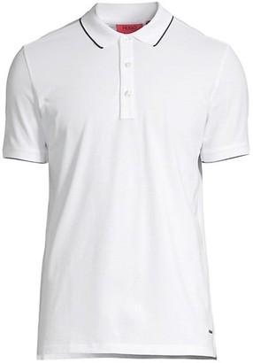 HUGO BOSS Pique Polo Shirt
