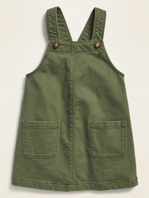 Old Navy Twill Skirtall for Toddler Girls