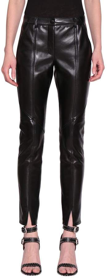 Givenchy Stretch Leather Pants
