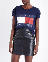 Tommy Jeans Brand logo cotton t-shirt