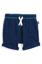 Splendid Infant Boy's Stripe Cotton Shorts